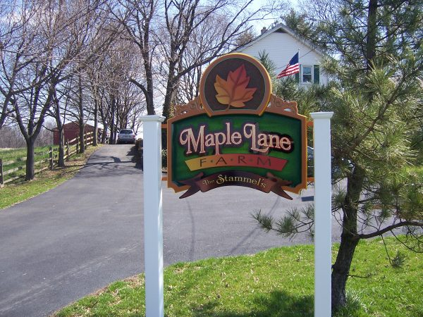 Stoner Graphix Outdoor Pole Signs, Harrisburg, Pa