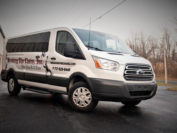 Stoner Graphix Custom Vehicle Lettering, Harrisburg, Pa