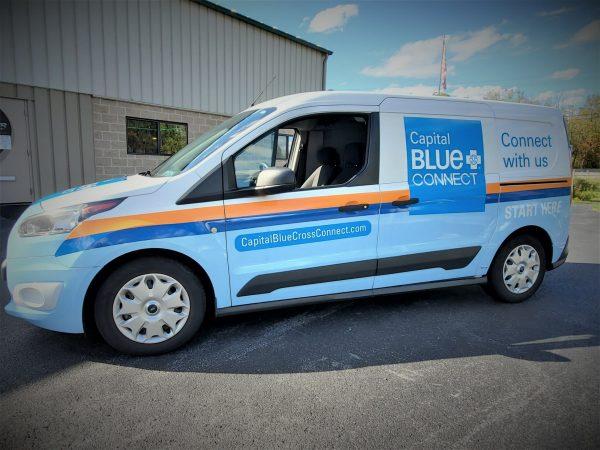 Stoner Graphix Custom Vehicle Wraps, Harrisburg Pa