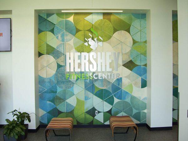 Stoner Graphix Custom Vinyl Wall Mural Harrisburg, Pa