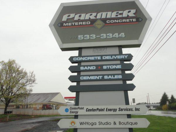 Stoner Graphix Custom Dimensional Pylon Signs, Harrisburg, Pa