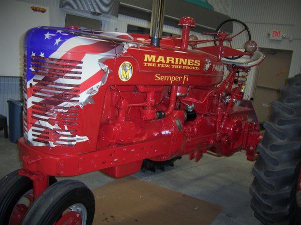 Stoner Graphix Custom Tractor Graphics, Harrisburg Pa