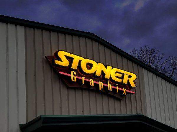 Stoner Graphix Sign Shop Harrisburg, Pa