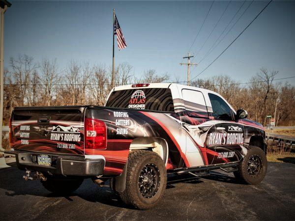 Stoner Graphix Custom Vehicle Graphics, Harrisburg Pa