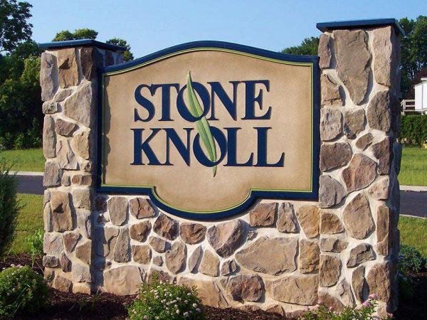 Stoner Graphix Dimensional Monument Sign, Harrisburg, Pa