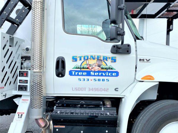 Vehicle Wrap Stoner Graphix Harrisburg Pa
