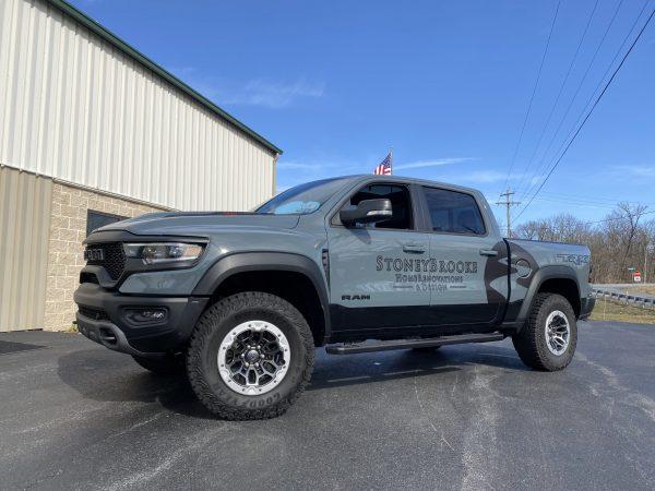 Truck Graphics, Stoner Graphix Harrisburg, Pa