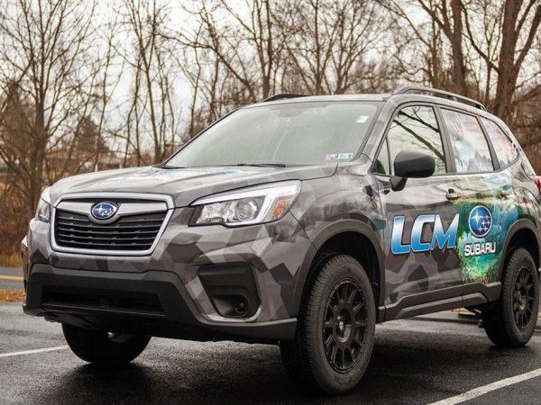 Custom Stoner Graphix Vehicle Wraps Harrisburg, Pa