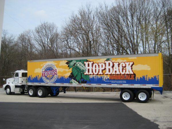 Custom Stoner Graphix Truck Wraps And Graphics Harrisburg, Pa