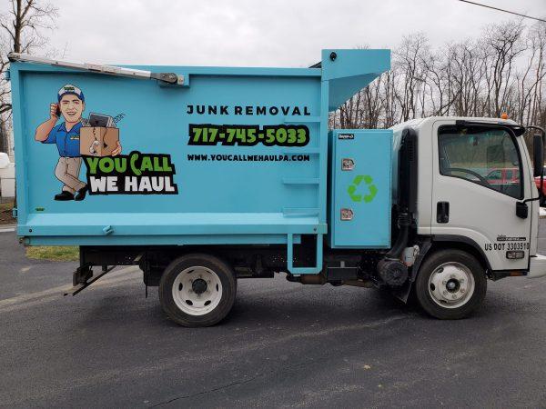 Custom Stoner Graphix Truck Wraps Harrisburg, Pa